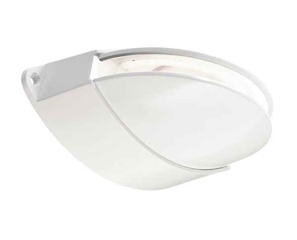 Deko-Light Wand- / Deckenleuchte, Maia II, Aluminium Druckguss, weiß, Warmweiß, 180° / 5°, 4W, 230V