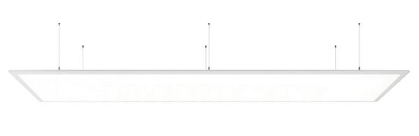 Deko-Light Einlegerasterleuchte, LED Panel PRO, Aluminium, Weiß, Neutralweiß, 110 °, 37W, 35V
