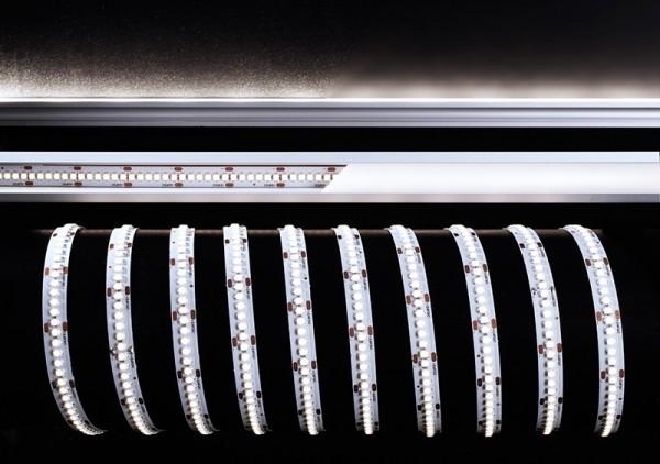 Deko-Light Flexibler LED Stripe, 3528-240-24V-6000K-5m, Kupfer, Weiß, Kaltweiß, 120°, 90W, 24V