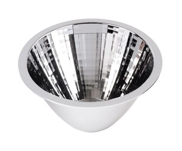 Deko-Light Zubehör, 17° Reflektor für Modular Sytem COB, Aluminium, Silber Chrom, 17°