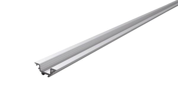 Reprofil Profil, Eck-Profil AV-04-12, Aluminium, Silber-matt eloxiert, 3000mm