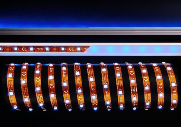 Deko-Light Flexibler LED Stripe, 5050-30-24V-RGB-5m, Kupfer, Kupfer, RGB, 120°, 32W, 24V, 5000mm