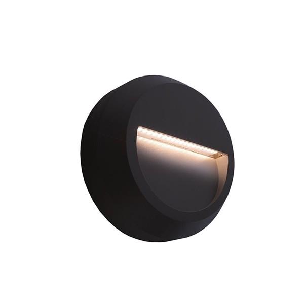 KapegoLED Wandaufbauleuchte, Telando A, inklusive Leuchtmittel, Neutralweiß, spannungskonstant