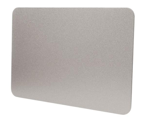 Deko-Light Zubehör, Seitenabdeckung Silber für Serie Nihal, Metall, Silber-matt, 130x88mm