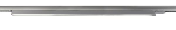 Deko-Light Schienensystem 3-Phasen 230V, Linear 100, Aluminium, silberfarben mattiert, Neutralweiß