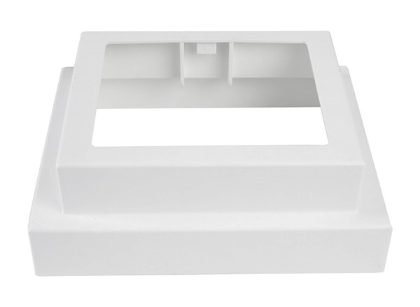 ABN Zubehör, Gehäuse Pyra 120-300VA, Kunststoff, Weiß