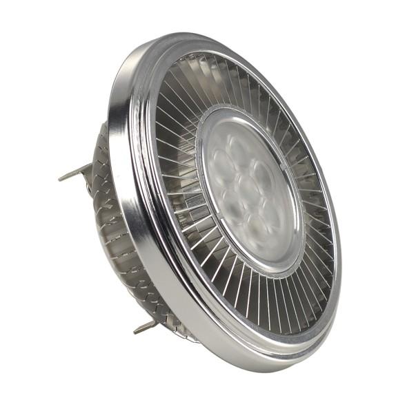 LED AR111, CREE XT-E LED, 19W, 30°, 4000K, CRI>90