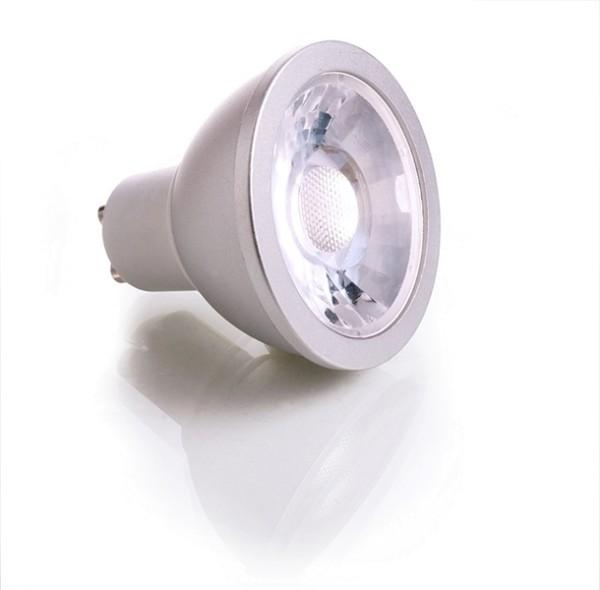Leuchtmittel, LED GU10 4200K, 220-240V AC/50-60Hz, GU10, 6,00 W