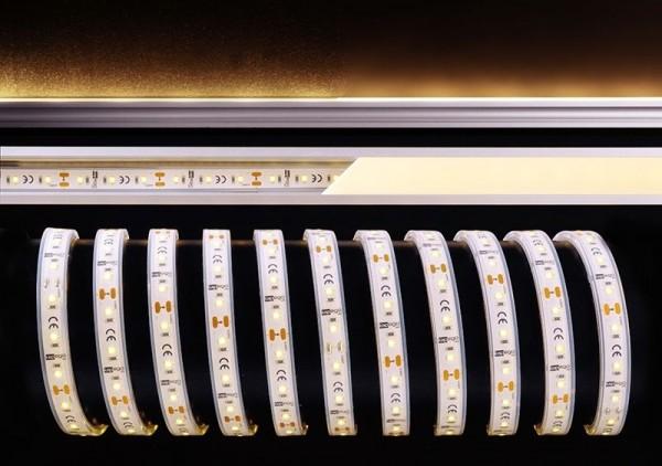 Deko-Light Flexibler LED Stripe, 2835-60-12V-2700K-5m-Silikon, Kupfer, Weiß, Warmweiß, 120°, 40W