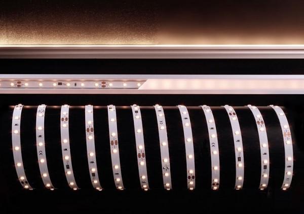 Deko-Light Flexibler LED Stripe, 2835-60-24V-2900K-5m, Kupfer, Weiß, Warmweiß, 120°, 40W, 24V