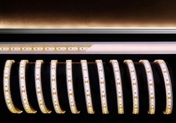 Deko-Light Flexibler LED Stripe, 3528-120-12V-2700K-5m-Silikon, Kupfer, Weiß, Warmweiß, 120°, 32W