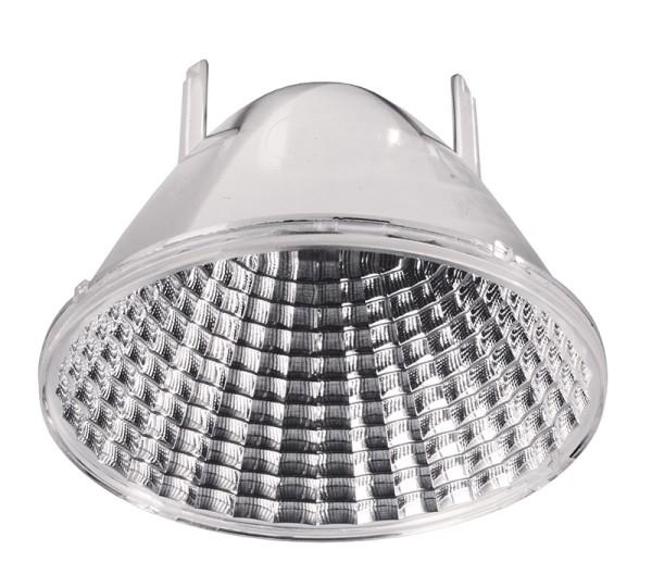 Deko-Light Zubehör, Reflektor 24° für Uni II Max, Metall, Silber, 24°