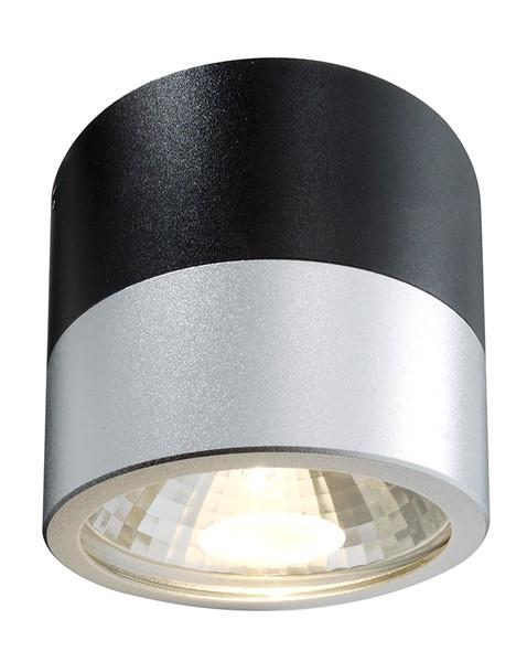 Kapego Deckenaufbauleuchte, Cana, exklusive Leuchtmittel, 220-240V AC/50-60Hz, Anzahl Sockel: 1, G4,