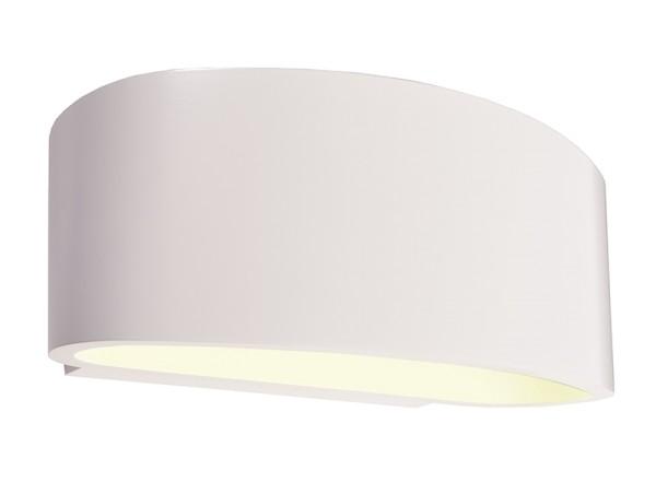 Deko-Light Wandaufbauleuchte, Arietis, Aluminium Druckguss, weiß, 42W, 230V, 170x85mm