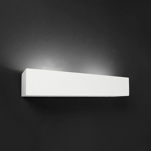 Kapego Wandaufbauleuchte, Giada, exklusive Leuchtmittel, spannungskonstant, 220-240V AC/50-60Hz, G9