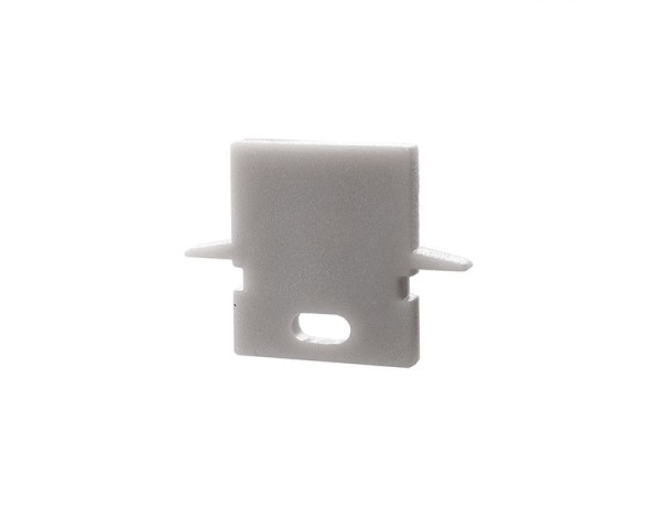 Reprofil Profil Zubehör, Endkappe H-ET-01-05 Set 2 Stk, Kunststoff, Grau