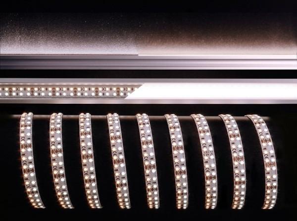 Deko-Light Flexibler LED Stripe, 3528-2x120-12V-3000K+6500K-3m, Kupfer, Weiß, Warmweiß + Kaltweiß