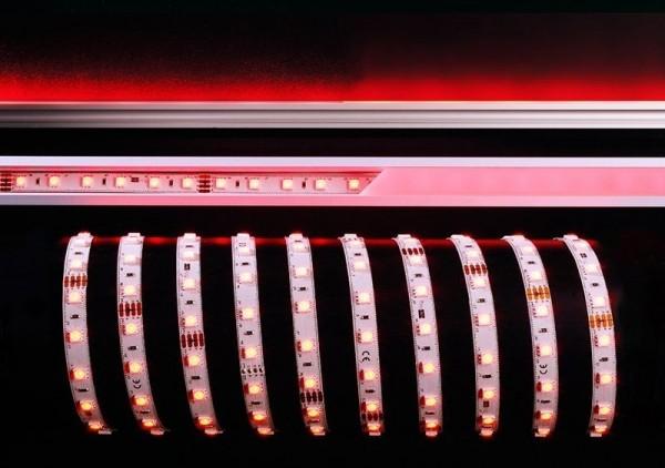 Deko-Light Flexibler LED Stripe, 5050-60-24V-RGB+4000K-5m, Kupfer, Weiß, RGB + Neutralweiß, 120°