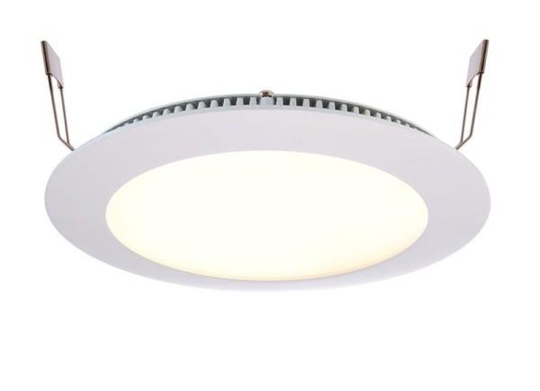 Deko-Light Deckeneinbauleuchte, LED Panel 16, Aluminium Druckguss, Weiß, Warmweiß + Kaltweiß, 115°