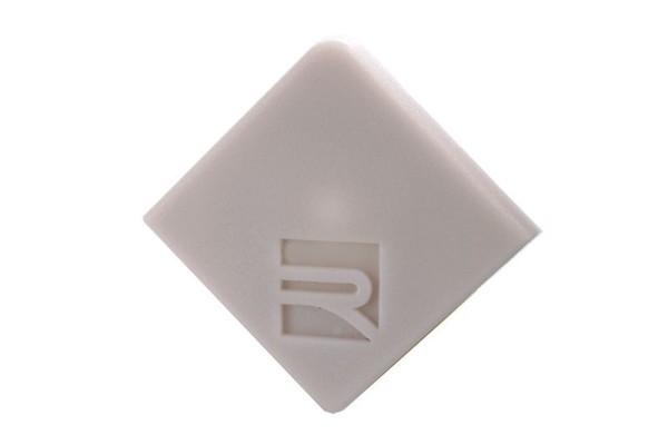 Reprofil Profil Zubehör, Endkappe E-AV-02-10 Set 2 Stk, Kunststoff, Grau