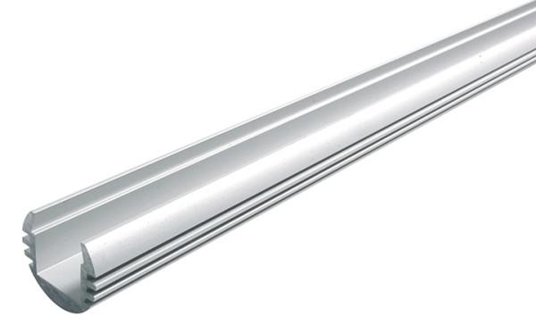 PDS-O, Silber-matt, eloxiert, 2000 mm