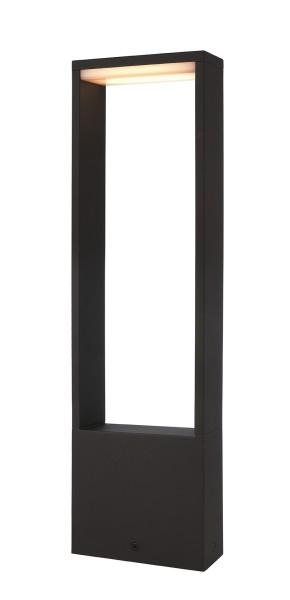 Deko-Light Stehleuchte, Cata IV, Aluminium Druckguss, anthrazit, Warmweiß, 120°, 3W, 230V, 151x61mm