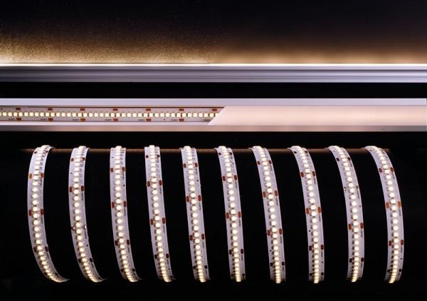 Deko-Light Flexibler LED Stripe, 3528-240-24V-2700K-5m, Kupfer, Weiß, Warmweiß, 120°, 90W, 24V