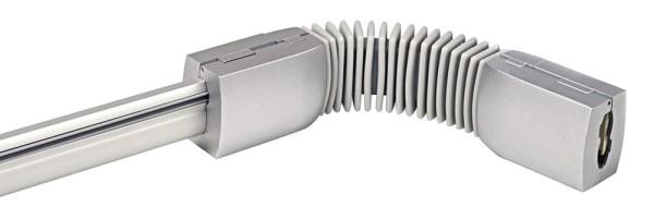 FLEXVERBINDER, für Hochvolt-Stromschiene EASYTEC II, silbergrau