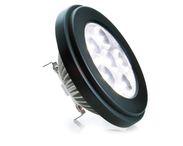 Leuchtmittel, LED AR111 6000K, 12V AC/DC, G53 / AR111, 10,00 W