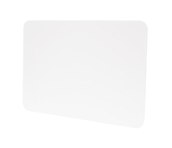 Deko-Light Zubehör, Seitenabdeckung Weiß für Serie Nihal Mini, Metall, Weiß, 89x57mm