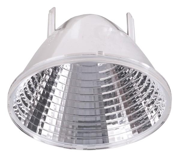 Deko-Light Zubehör, Reflektor 15° für Serie Nihal, Kunststoff, Silber, 15°