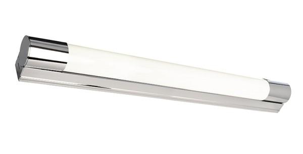 Deko-Light Möbelaufbauleuchte, Aquarii 800 inkl. Steckdose, Aluminium, silberfarben Chrom, 115°
