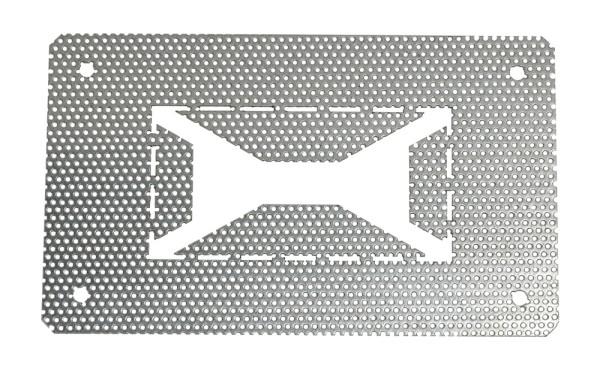 UNTERPUTZRAHMEN, für DOWNUNDER RCL 101, Stahl verzinkt