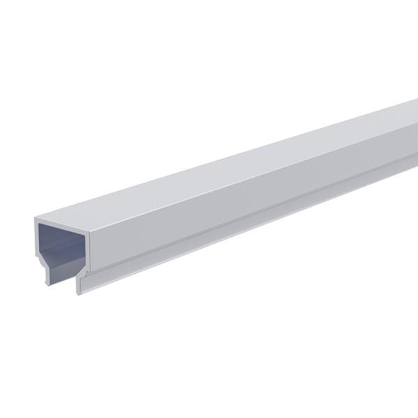 Reprofil, Abdeckung H-01-05, Kunststoff, milchig 40% Transmission, Länge: 2000 mm