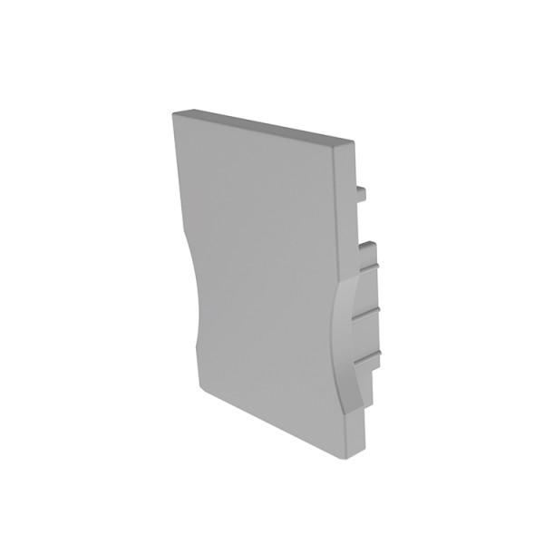 Reprofil, Endkappe P-AU-03-12 Set 2 Stk, Kunststoff, Länge: 23,6 mm