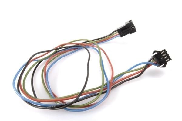 Zubehör / Ersatzteil, Verbindungskabel RGB LED Tube, Länge: 500 mm