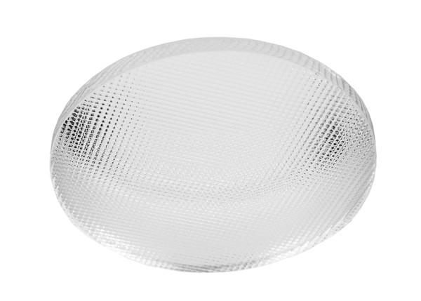 Deko-Light Zubehör, Spread Lens für Serie Klara / Nihal Mini / Rigel Mini / Uni II, Glas, 40°