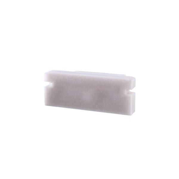 Reprofil, Endkappe P-AU-01-12 Set 2 Stk, Kunststoff, Länge: 18 mm