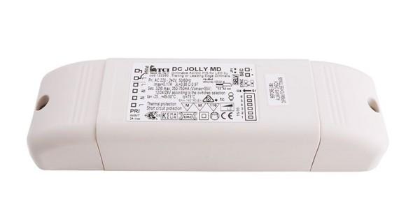 TCI Netzgerät, JOLLY MD PUSH, Kunststoff, Weiß, 32W, 230V, 165x48mm