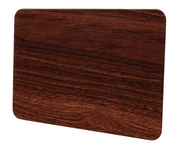 Deko-Light Zubehör, Seitenabdeckung Holz für Serie Nihal, Metall, 130x88mm