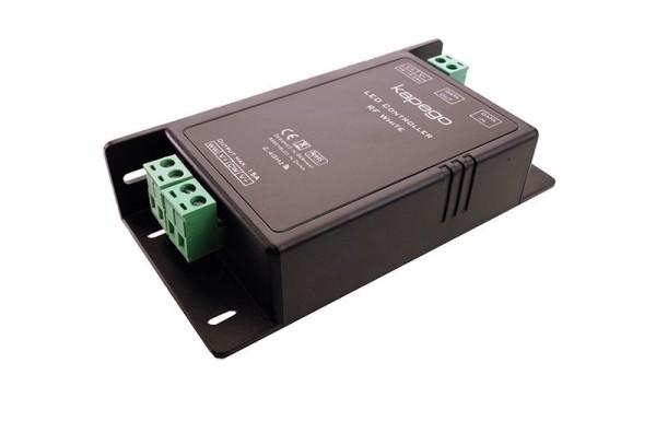 Deko-Light Controller, RF White, Kunststoff, Schwarz, 12-24V, 115x57mm