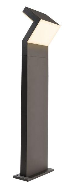 Deko-Light Stehleuchte, Taygeta 1000, Aluminium Druckguss, dunkelgrau, Warmweiß, 110°, 16W, 230V