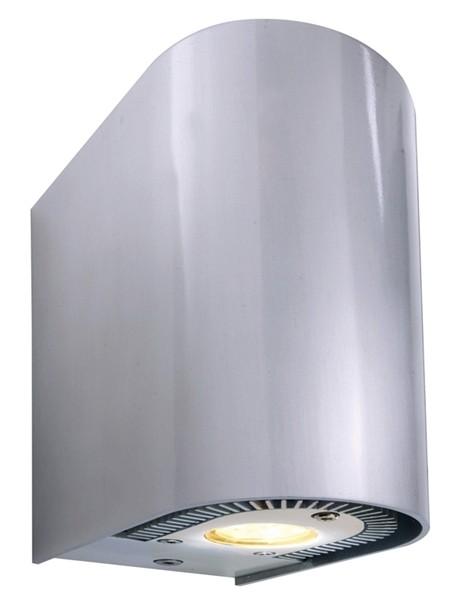 KapegoLED Wandaufbauleuchte, Adelanto, inklusive Leuchtmittel, Warmweiß, 220-240V AC/50-60Hz, 10,00