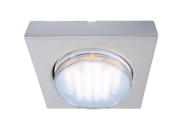 Kapego Wandaufbauleuchte, exklusive Leuchtmittel, spannungskonstant, 220-240V AC/50-60Hz, GX53
