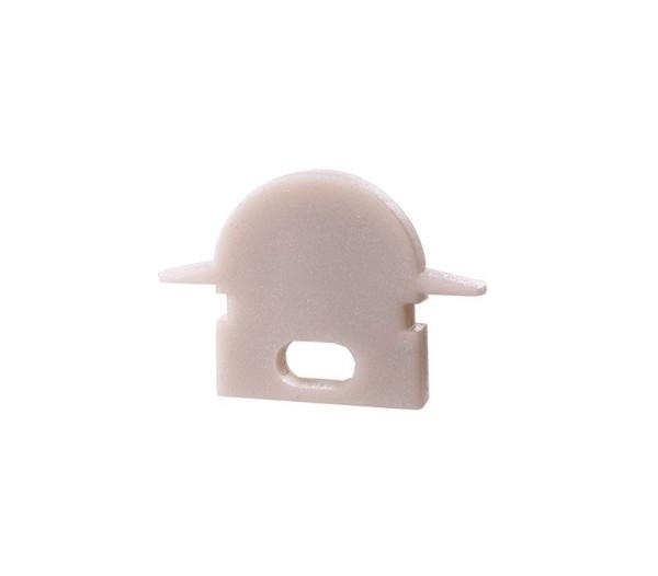 Reprofil Profil Zubehör, Endkappe R-ET-01-05 Set 2 Stk, Kunststoff, Weiß