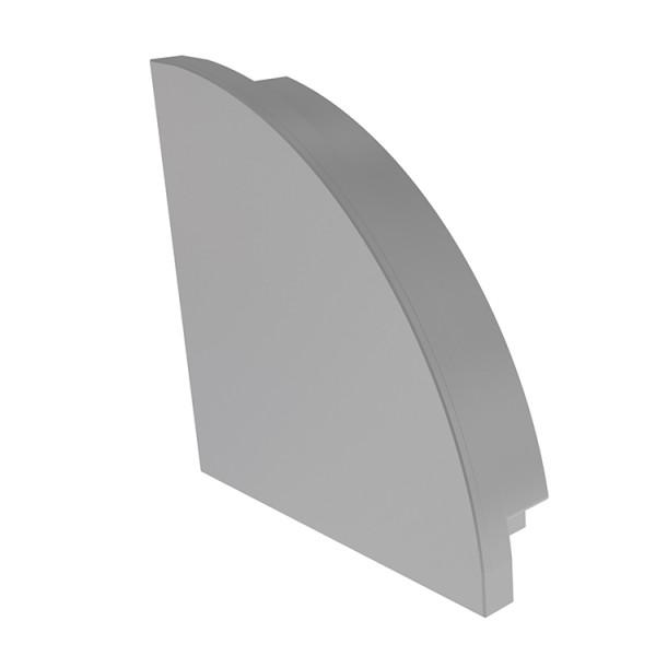 Reprofil, Endkappe R-AV-03-12 Set 2 Stk, Kunststoff, Länge: 25 mm
