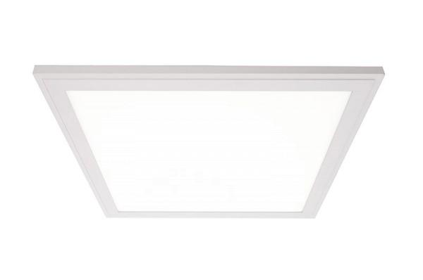 Deko-Light Deckeneinbauleuchte, LED Panel 4K SMALL, Aluminium, weiß matt, Neutralweiß, 115°, 25W