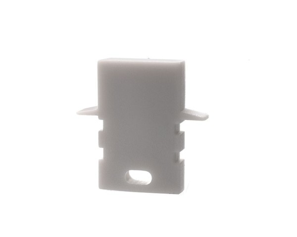 Reprofil Profil Zubehör, Endkappe H-ET-02-05 Set 2 Stk, Kunststoff, Grau