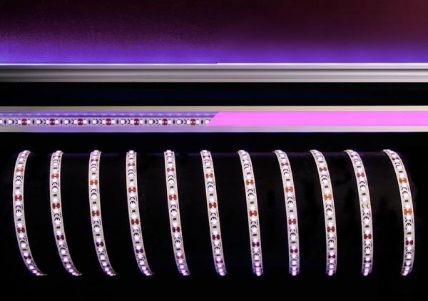 Deko-Light Flexibler LED Stripe, 3528-120-12V-rosa-5m, Kupfer, Weiß, Rosa, 120°, 34W, 12V, 5000mm
