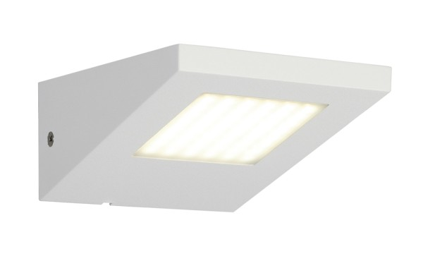 IPERI WALL, Outdoor Wandleuchte, LED, 4000K, IP44 , weiß, 48 LED, 5W
